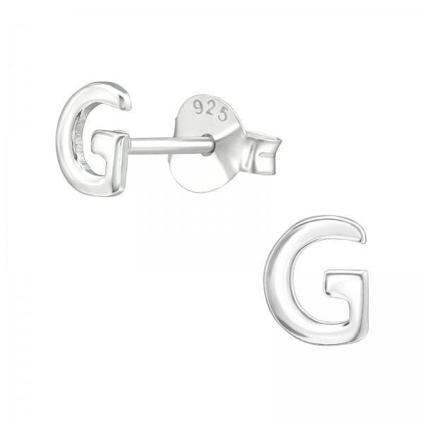 Plain Ear Studs ES-APS4388/39321