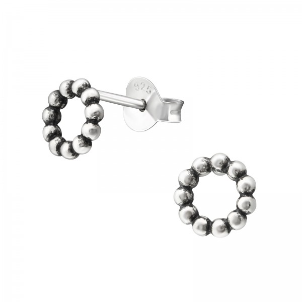 Plain Ear Studs ES-JB10322 OX/37320