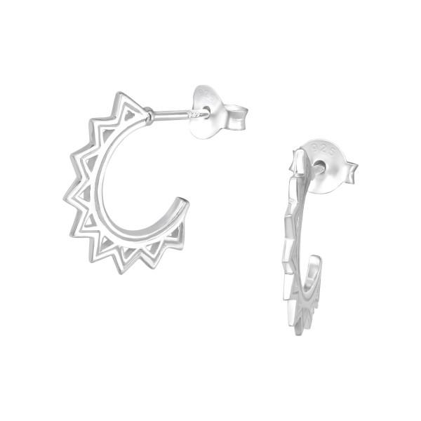 Plain Ear Studs ES-JB10448/36200