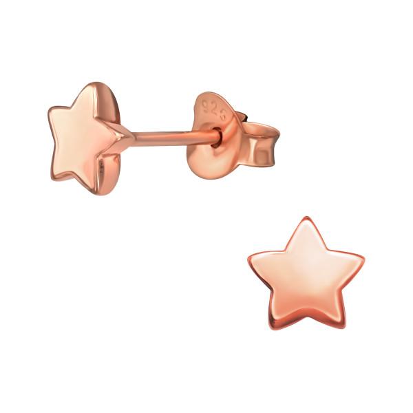 Plain Ear Studs ES-JB10823 RGP/41067