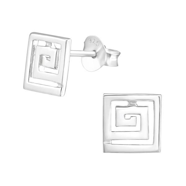 Plain Ear Studs ES-JB11167/36684