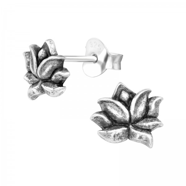 Plain Ear Studs ES-JB11275 OX/39522
