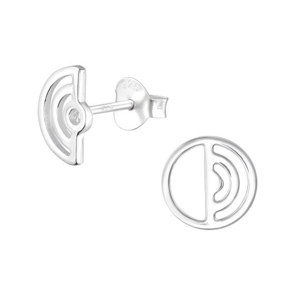 Plain Ear Studs ES-JB12268/39941