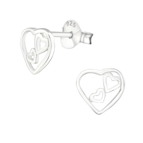 Plain Ear Studs ES-JB1253/8516