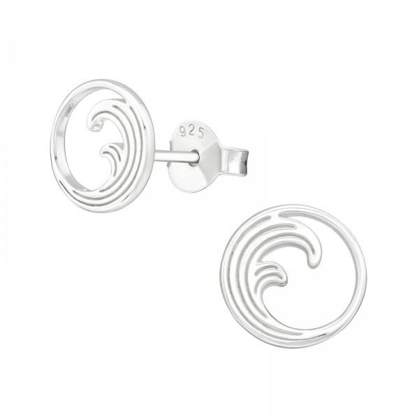 Plain Ear Studs ES-JB13624/39978