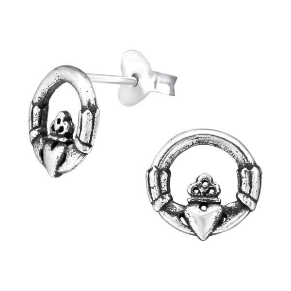Plain Ear Studs ES-JB2009 OX/27766