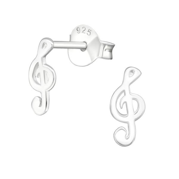 Plain Ear Studs ES-JB578/11552