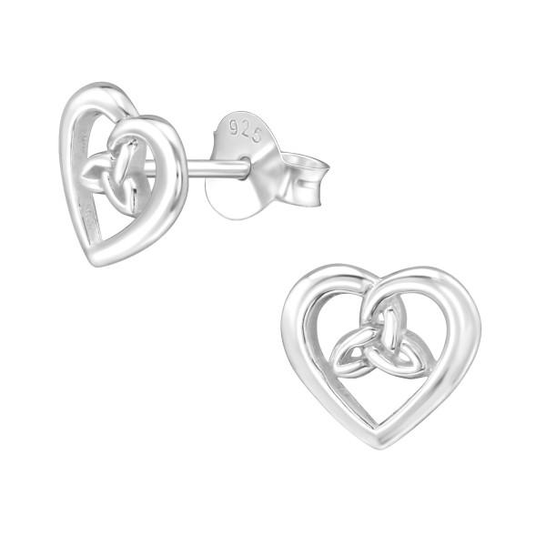 Plain Ear Studs ES-JB5991/16440