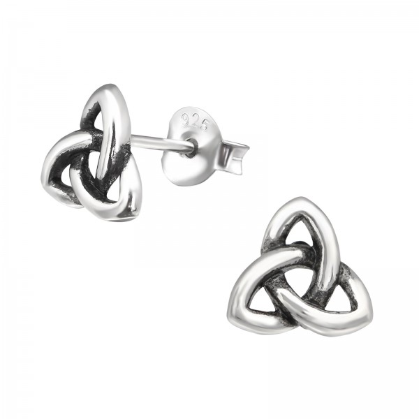 Plain Ear Studs ES-JB5995 OX/30573
