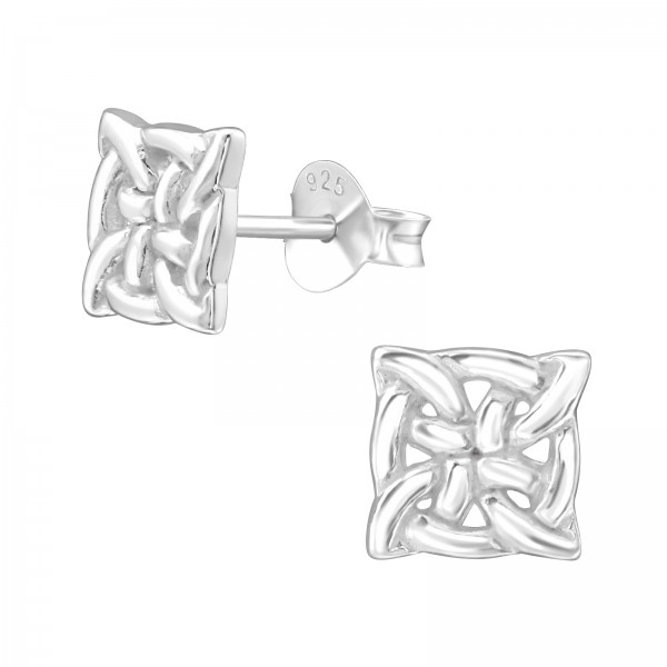 Plain Ear Studs ES-JB5997 SP/16443