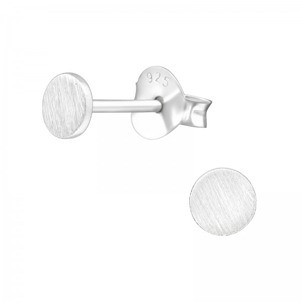 Plain Ear Studs ES-JB6431-BR/38498