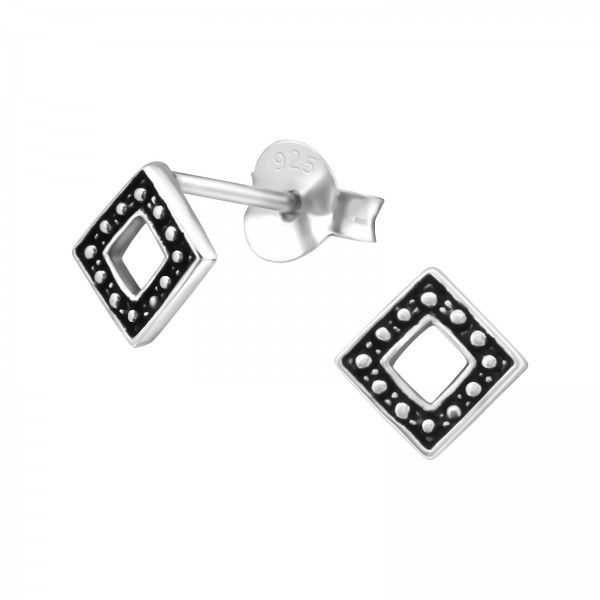 Plain Ear Studs ES-JB7315-OX/23206