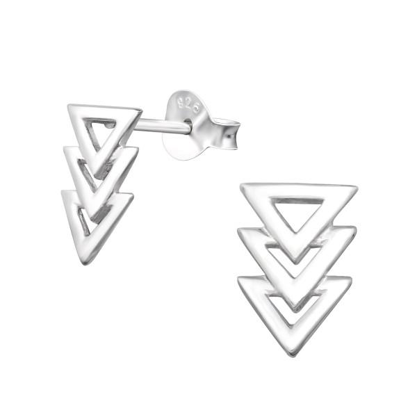 Plain Ear Studs ES-JB7739/24770