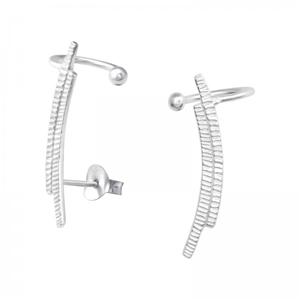 Plain Ear Studs ES-JB7813-EC-APS3166/36115
