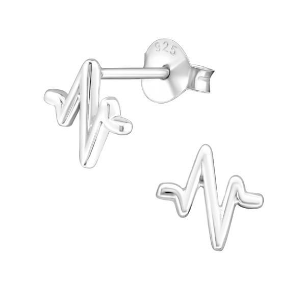 Plain Ear Studs ES-JB8609/27002