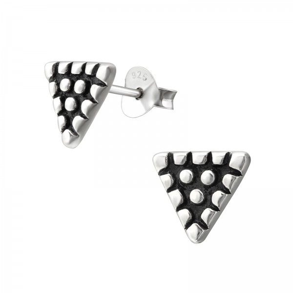 Plain Ear Studs ES-JB9288 OX/31383