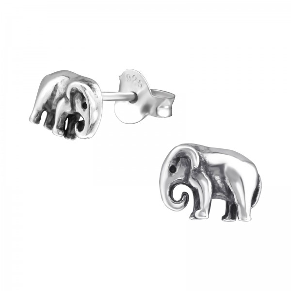 Plain Ear Studs ES-JB9317 OX/34990