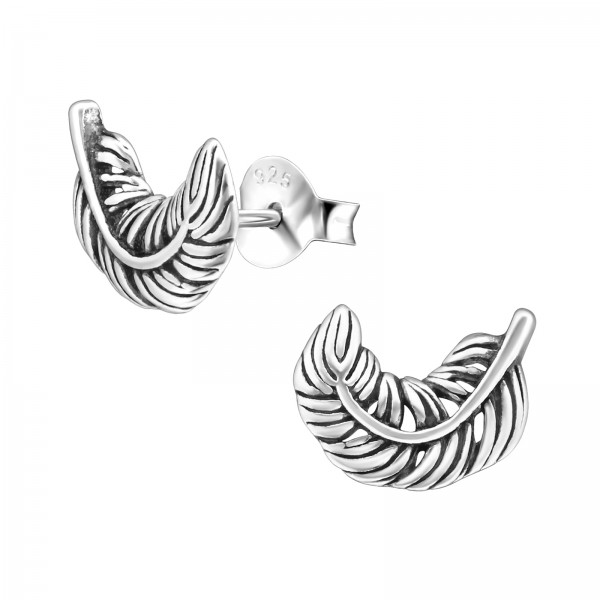Plain Ear Studs ES-JB9407 OX/31605