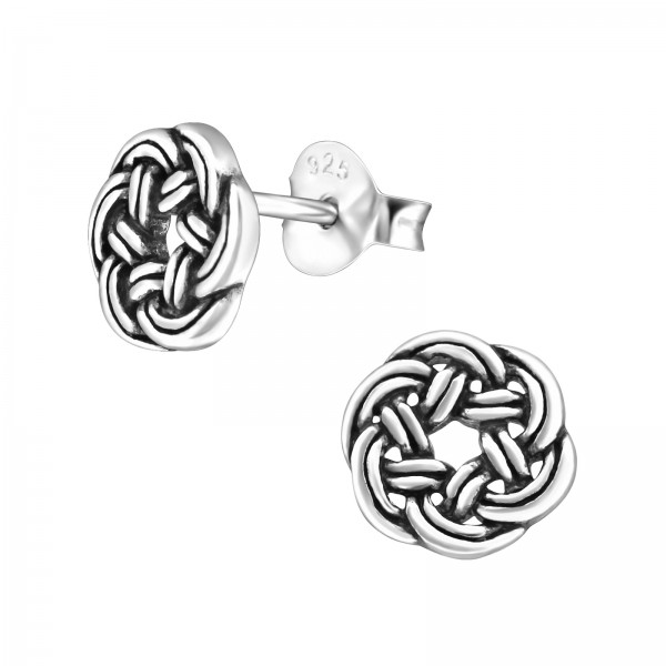 Plain Ear Studs ES-JB9461 OX/31682