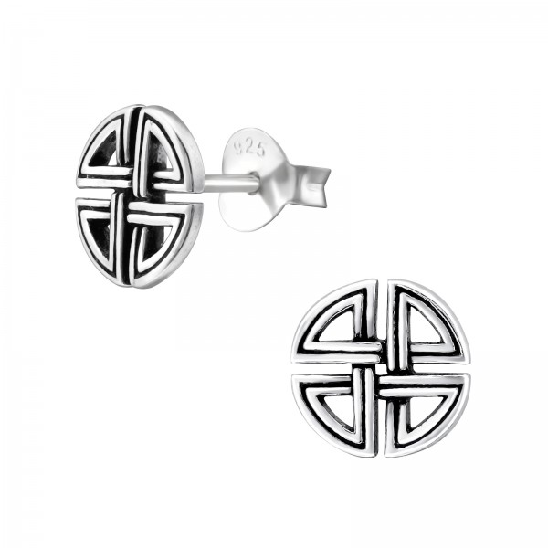 Plain Ear Studs ES-JB9517 OX/31610
