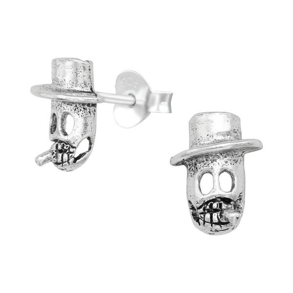 Plain Ear Studs ES-JC002 OX/39546