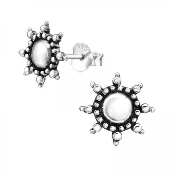 Plain Ear Studs ES-MI031 OX/39129