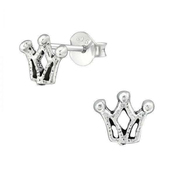 Plain Ear Studs ES-MI036 OX/39134