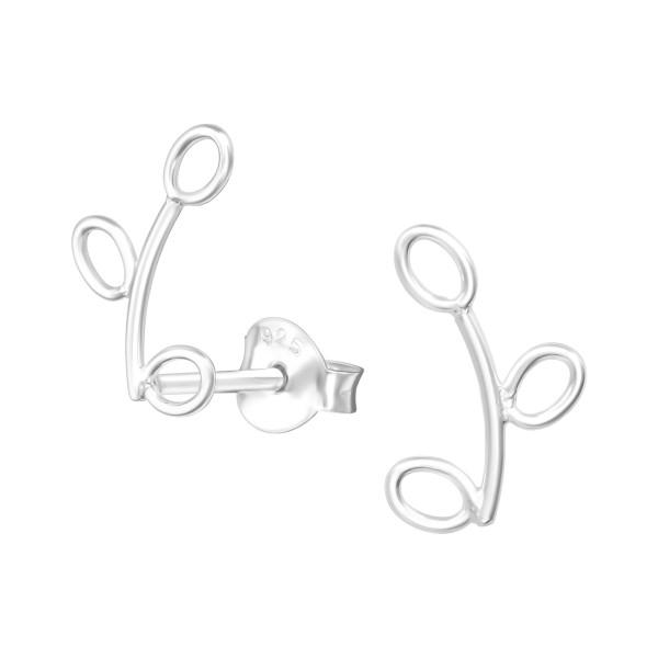 Plain Ear Studs ES-MI039/39137