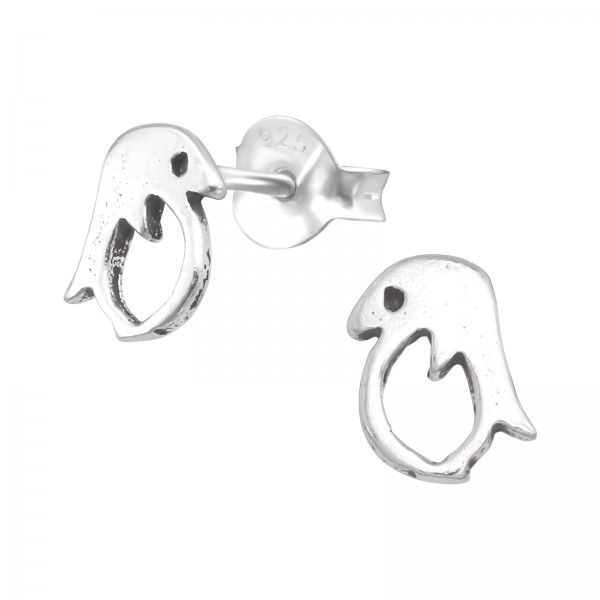 Plain Ear Studs ES-MJ004 OX/38487