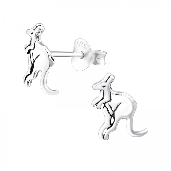 Plain Ear Studs ES-MM030 OX/34925