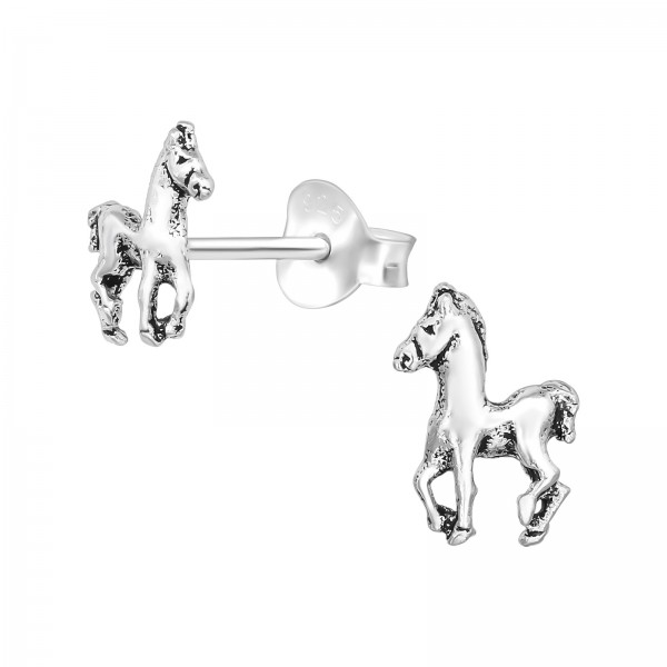Plain Ear Studs ES-MM032 OX/39088