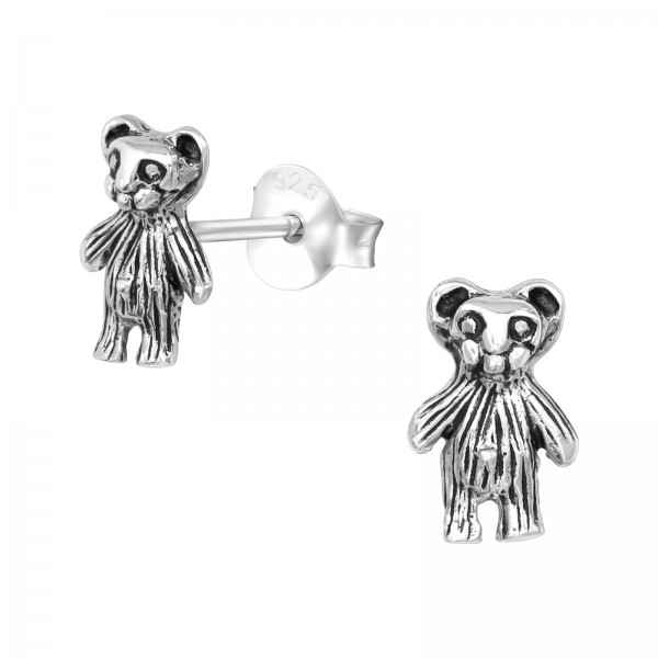 Plain Ear Studs ES-PN001 OX/39912