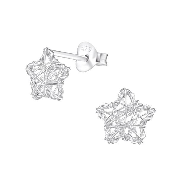 Plain Ear Studs ES-PT008/31006