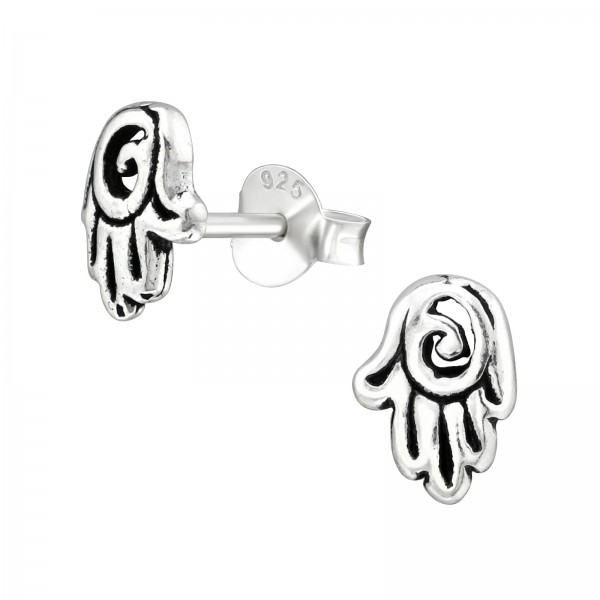 Plain Ear Studs ES-RS008 OX/38889