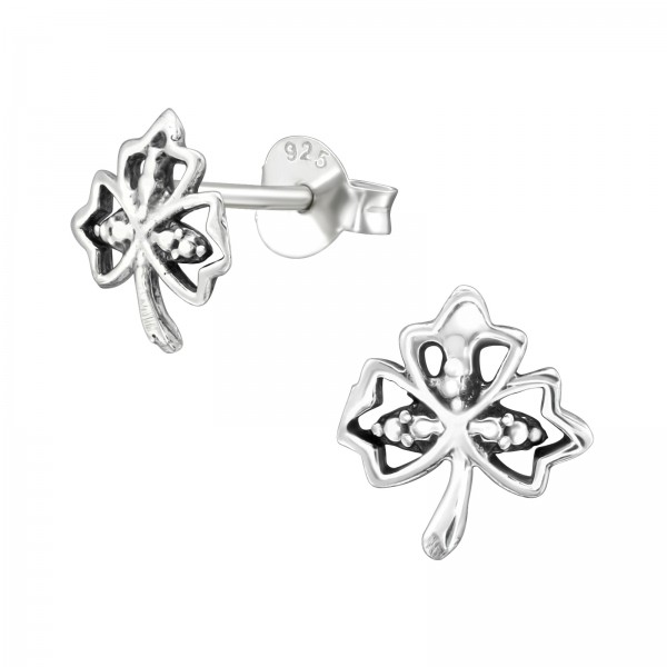 Plain Ear Studs ES-RS010 OX/38892