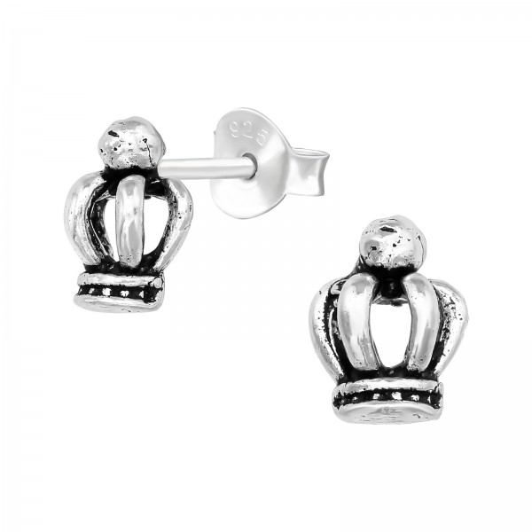 Plain Ear Studs ES-RS015 OX/39617
