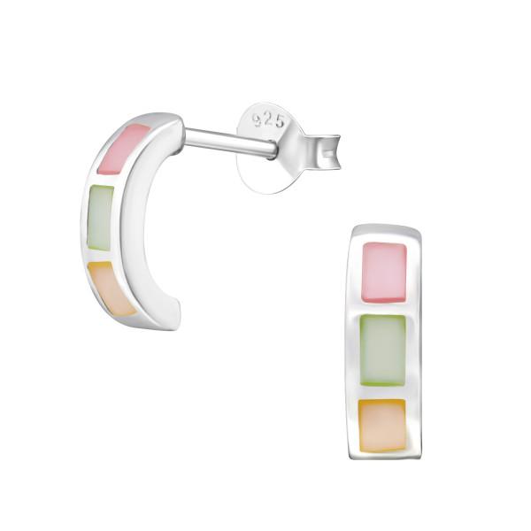 Plain Ear Studs ES-SP004/37846