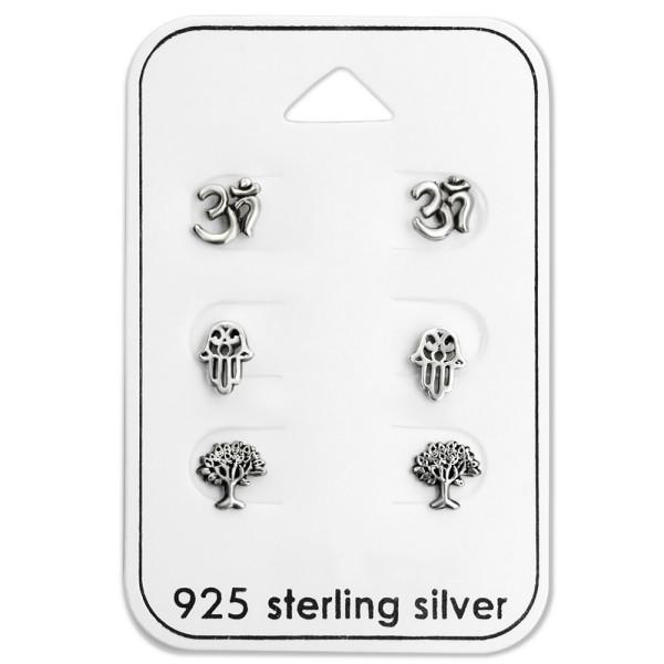 Sets & Jewelry on Cards ES-JB7208-OX/ES-JB7206-OX/ES-APS2620-OX/28484