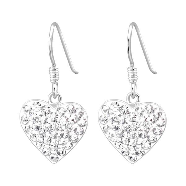 Crystal Earrings CCER-APS1044 (PP-12)/15413