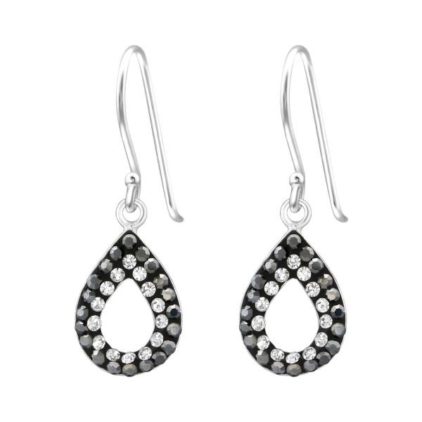 Crystal Earrings CCER-APS1439 HEM/CRY/35062