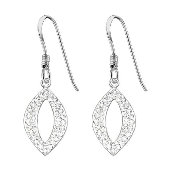 Crystal Earrings CCER-APS1742 RP/39535