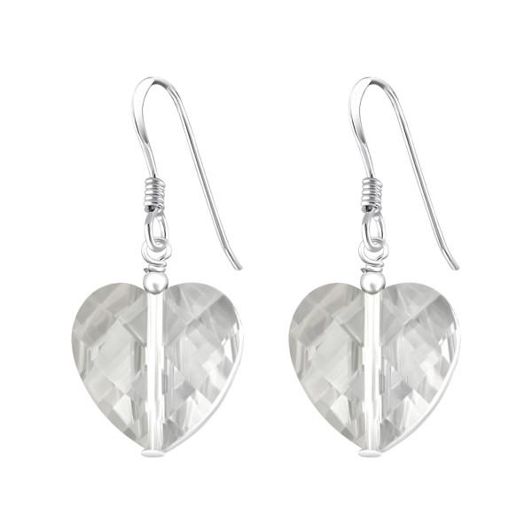 Crystal Earrings ERBD-238/6592