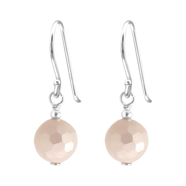 Crystal Earrings ERBD-417-8/17990