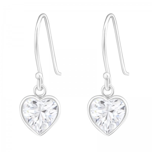 Cubic Zirconia Earrings CZA-H7/13378