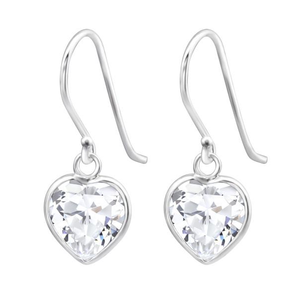 Cubic Zirconia Earrings CZA-H9/6456