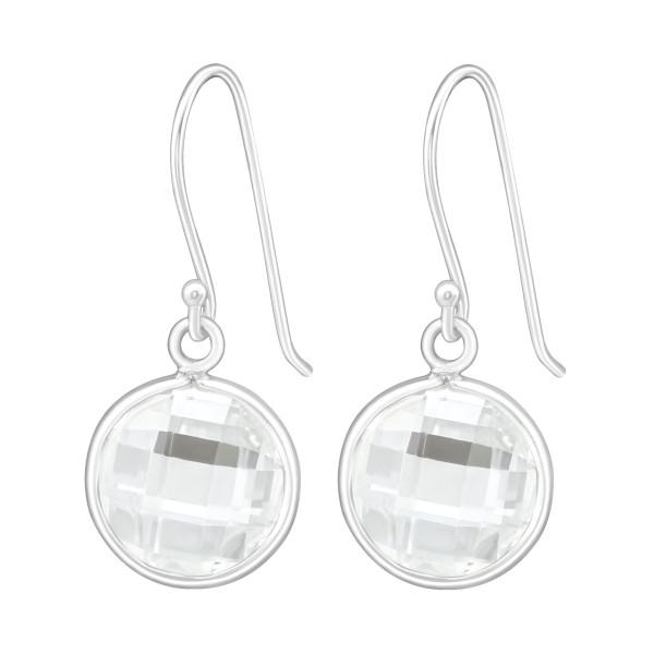 Cubic Zirconia Earrings CZAR-10 DCB/23254