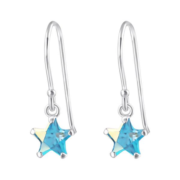 Cubic Zirconia Earrings ER-CESS6 SPC/23839