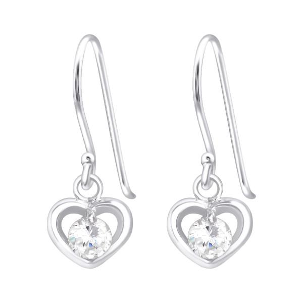 Cubic Zirconia Earrings ER-JB10348/39775