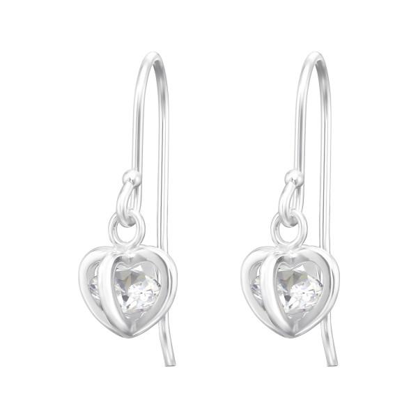 Cubic Zirconia Earrings ER-JB10969/36809