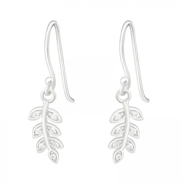Cubic Zirconia Earrings ER-JB11185/40116